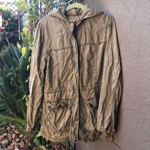 Max Jeans Light Cargo Jacket